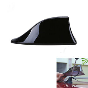 Universal Car Roof Am Fm Radio Signal Shark Fin Antenna Aerial Cover Fit Bmw