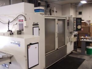 Fadal 4020 Cnc Vmc 28 Extended Z 30 Tools With Pallet Changer