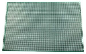 Double Sided Universal Pcb Proto Prototype Perf Board 2 54 Mm 20 30 20 X 30 Cm