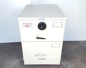 Excellent Mosler Gsa Class 6 Two Drawer File Cabinet Safe W X 07 Digital Lock