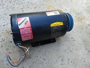 Baldor 3 Phase Motor 3 Hp 1725 Rpm 103204 02