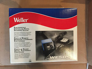 Weller Wesd51 Digital Soldering Station With Tip Polishing Bar Wpb1