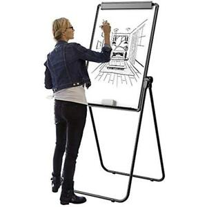 U stand Dry Erase Boards Whiteboard 24x36 Double Sided Easel Portable Height