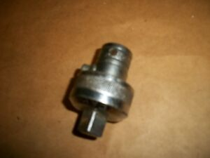 Snap On Tools 67c Ratchet Adapter For 1 2 Drive Breaker Bar Snap On