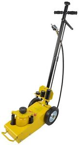 Jegs 79022 Air Over Hydraulic Floor Jack 22 ton Capacity 9 In To 17 In Lift