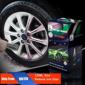 Rim Rust Spot Remover 125ml Kit For Diy Users Car Wheel Remove And Cleaning Auto