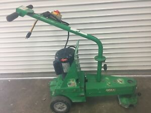 Edco 2012 Tmc 7 2l Turbo Electric Floor Concrete Grinder