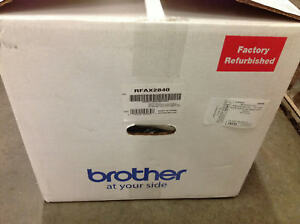 Brother Itellifax High Speed Laser Fax Machine Rfax 2840