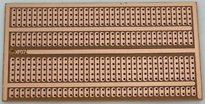 5x9 5 Cm Stripboard Prototype Grouped Pads Layout Fr 2 Bakelite Pcb Usa Ship
