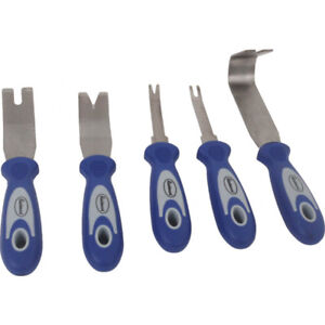 1955 1966 Ford Thunderbird Door Panel Removal Tool Set 5 Pieces 66 56538 1