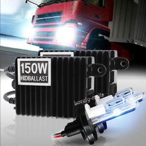 55w 75w 100w 150w Hid Xenon Conversion Singel Hi lo Dual Beam Bi xenon All Color