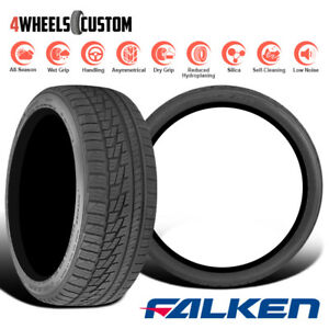 2 X New Falken Ziex Ze 950 A s 225 40 18 92w High Performance Tires