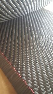 100 Ft 12 Carbon Fiber Fabric 2x2 Twill Weave 12k 19 7 Oz Sq Yd