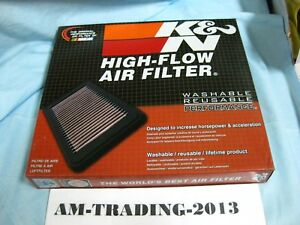 Brand New K n 33 2298 High Performance Replacement Air Filter