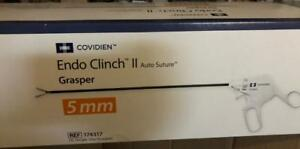 Covidien 174317 Endo Clinch Ii Auto Suture 5mm Expired 01 2017 6 Pack