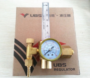 New In Box Argon Mig Tig Flow Meter Regulator Welding Weld