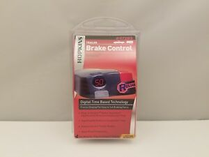 Hopkins Towing Solutions Trailer Brake Control Reliance Plug in Simple 47283