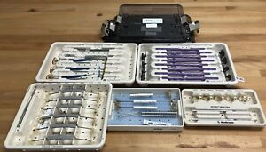 Sorin Group T7615 Medtronic Edwards Life Science 1130 Surgical Tray Lot 5280