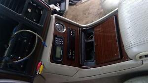 Front Console Wood Grain Cup Holder Escalade Esv 03 04 05 06 Oem
