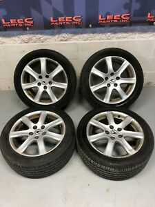 2005 Acura Tsx K24 Oem Wheels And Tires