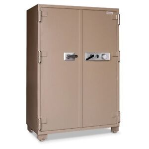 Mfs170ddc Mesa Home Office 20 7 Cu Commercial 2hr Fire Burglary Safe Combination