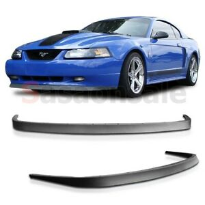 Made For 1999 2004 Ford Mustang Gt V8 Oe Cbr Style Front Bumper Chin Lip