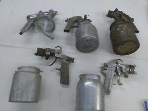 Paint Sprayers Binks Craftsman Devil Biss Central Used