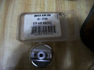 Binks Air Nozzle 97p P N 46 9700
