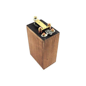 Model T Ford Coil Unit New Wood Case K W Style With Points