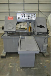 Doall Model C 80 Automatic Horizontal Bandsaw