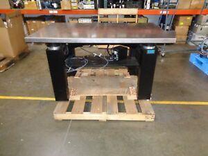 Tmc Micro g Optical Table W digital Positioning System 60 X 36 X 32