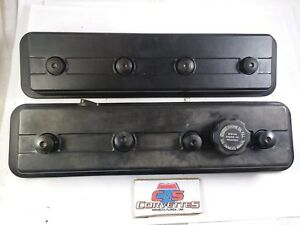 1993 1996 Corvette Lt 1 Valve Covers Gm10108606 Pair