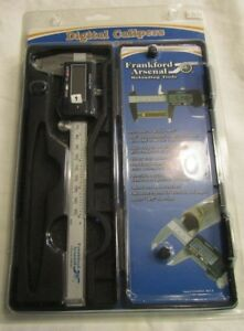 Frankford Arsenal Reloading Digital Calipers w Case #672060