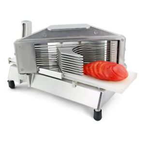 Professional Slicer Vegetable Food Kitchen Cutter Tomato Stainless Steel Blades