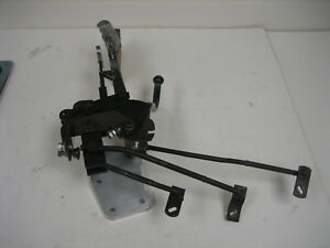 Hurst Toploader 4 Sp Shifter Inline V gate 2 Linkage And Parts