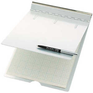 Saunders Top cover Clipboard 8 1 2 X 12