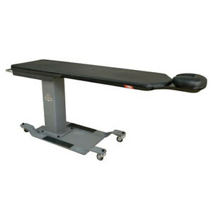 Oakworks Cfpmfxh Integrated Headrest C arm Table