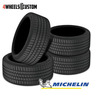 4 X New Michelin Pilot Sport A s 3 255 35 18 94y Ultra high Performance Tire