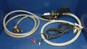 Hypro Shurflo Mini bulk Chemical Transfer System W pump Micro Matic Rsv rpv