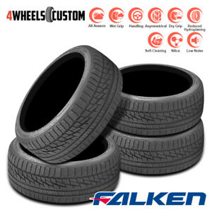 4 X New Falken Ziex Ze 950 A s 225 40 18 92w High Performance Tires