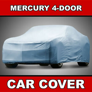 Mercury 4 Door 1949 1950 1951 Car Cover Lifetime Warranty