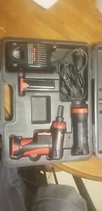 Snap On Tools 1 4 7 2v Cordless Screwdriver Cts561cl Flashlight W Charger