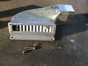 65 Plymouth Belvedere Ii Satellite Right A C Air Conditioning Vent Oem