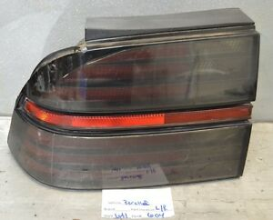 1989 1996 Chevrolet Beretta Left Driver Oem Tail Light 04 6a1