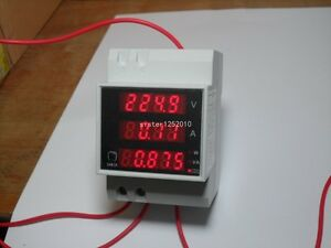30pcs Digital Ac80 300v 0 100a 0 30000w Led Display Panel Volt amp Meter