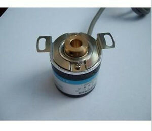 360pluse 10mm Shaft Diameter Rotary Encoder For Automation Equipment Printing