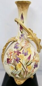 Antique Royal Bonn Porcelain Vase 12