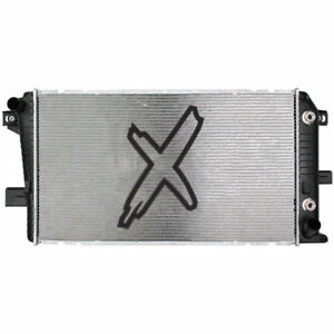 Xdp X Tra Cool Direct Fit Replacement Radiator For 2001 2005 Gm 6 6l Duramax