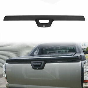 Rear End Tailgate Spoiler Molding Trim Camera Hole For 07 13 Avalanche Escalade