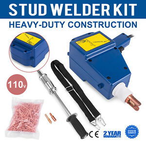 110v Dent Repair Stud Welder Kit Jo1050 Spotter Low Heat Entry Level Stud Welder
